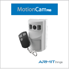 ArmIt Things MotionCam Pro - White